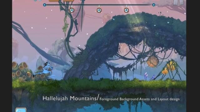 Demoreel for Avatar Gameplay