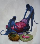 Harvestingfruit
