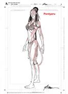 Pentyaru Character Sheet