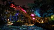 Baja Tickler Bioluminescence