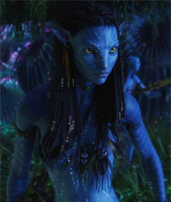 Neytiri Avatar Wiki Fandom
