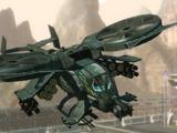 Scorpion Gunship