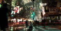 Future Earth street concept