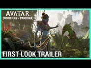 Avatar- Frontiers of Pandora™- First Look Trailer - -UbiForward - Ubisoft -NA-