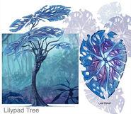 Lilypad Tree Concept