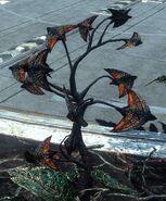 Delta Tree Burned