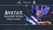 Avatar Pandora Rising Concept 00
