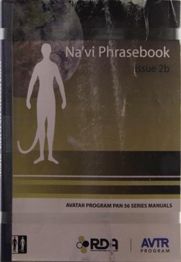 Na'vi Phrasebook: Issue 2b