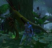 Banshee of Paradise plant game