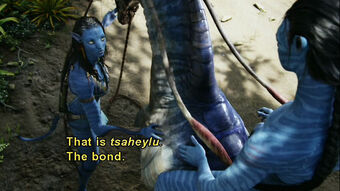 Tsaheylu Avatar Wiki Fandom