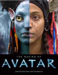 The making of avatar front cover.jpg