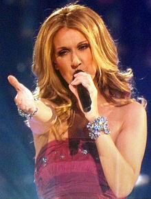220px-Celine Dion Concert Singing Taking Chances 2008.jpg
