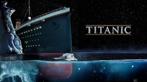 Titanic Iceberg Scene