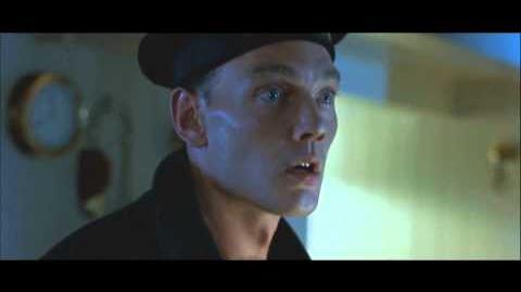 Titanic Iceberg Collision Scene (HD)
