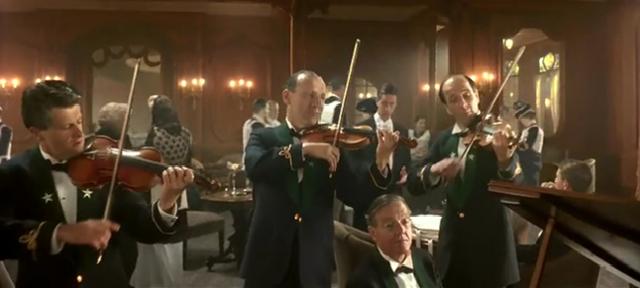 Titanic Orchestra James Cameron S Titanic Wiki Fandom