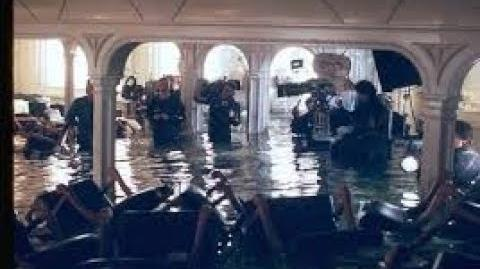 "Behind The Scenes Of The Titanic (1997) ""Dining Room"" - Part 2 4"