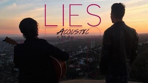 James Maslow - Lies (Acoustic)-0