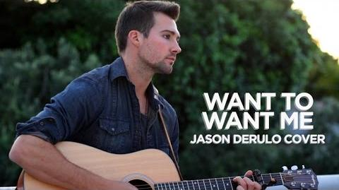 Jason Derulo - Want To Want Me - Cover by @JamesMaslow