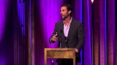 Ben Silverman - Jane the Virgin - 2014 Peabody Award Acceptance Speech
