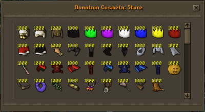 Donator Comsetic Store.png