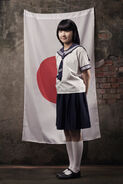 High school student during japanese era in taiwan by korbas-d6qmzr8