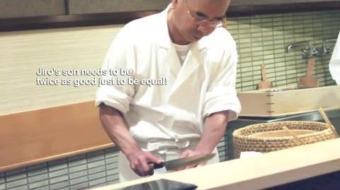 Jiro Dreams Of Sushi - Official Trailer HD