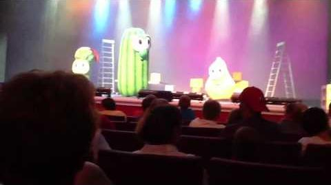 Veggie Tales Live! (Oh Where Is My Hairbrush?)