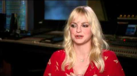 Interview with Anna Faris for The Squeakquel