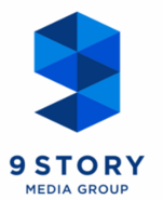 9 Story Media Group logo (2018-present)