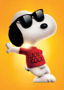 Peanuts Movie Textless Poster 02