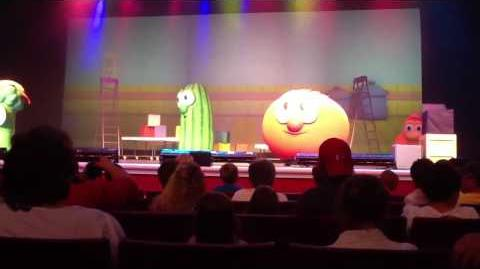 Veggie Tales Live! (Theme Song)