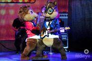 Alvin and Simon live