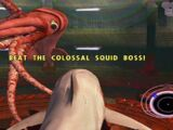 Colossal Squid Boss