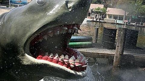 JAWS Universal Studios Holllywood