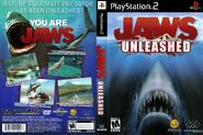 Jaws Unleashed PS2 cover full