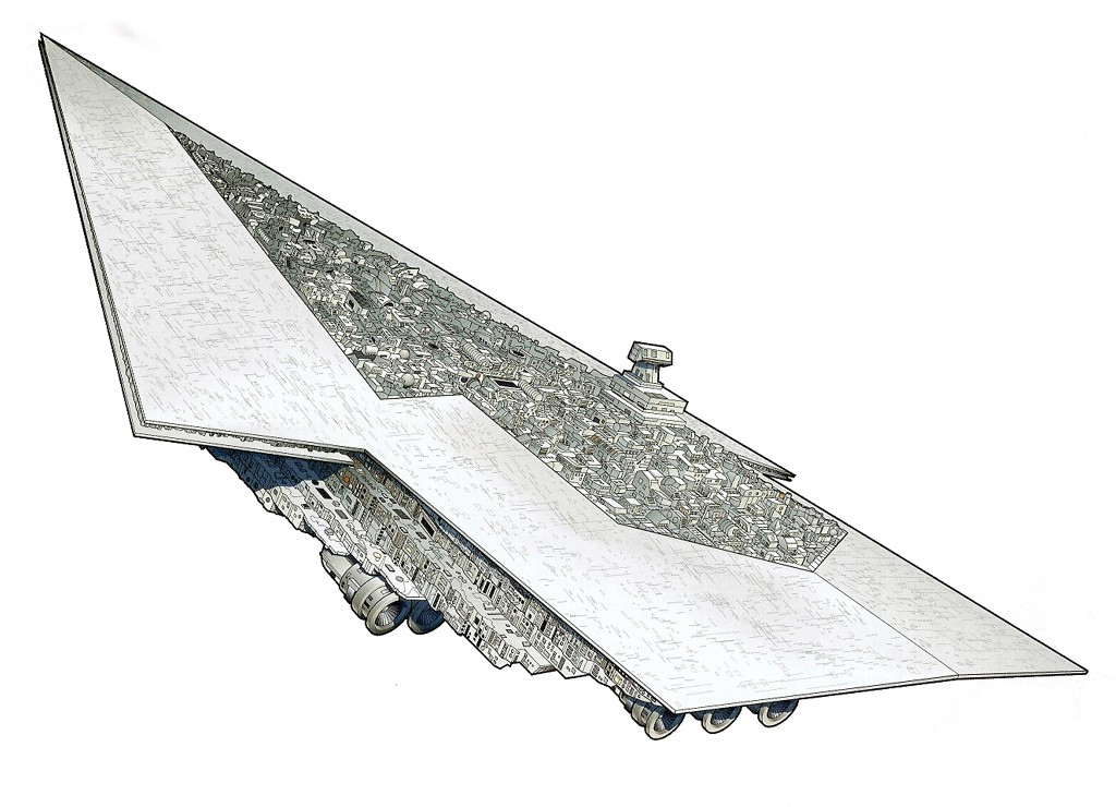 Exekutor-Klasse-Sterndreadnought/Legends