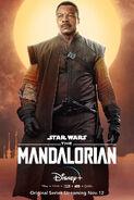 Mandalorian Poster Greef