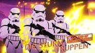 STAR WARS – GALAXY OF ADVENTURES Die Sturmtruppen Star Wars Kids