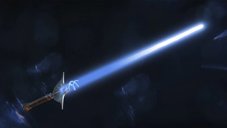 Corvax' Lichtschwert
