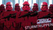 STAR WARS – GALAXY OF ADVENTURES Sturmtruppen Star Wars Kids