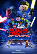 LEGO Star Wars Holiday Special Poster 2