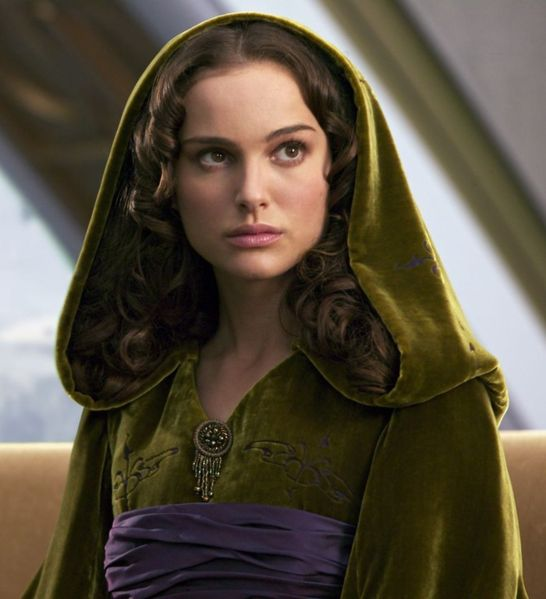 Padmé Amidala/Legends