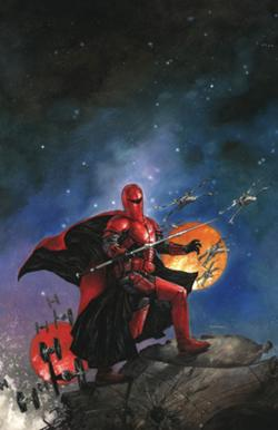 Crimson Empire III – Das verlorene Imperium