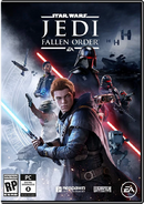 Star Wars Jedi Fallen Order PC Cover