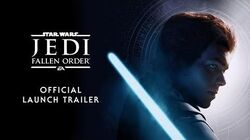 Star Wars Jedi Fallen Order – Launch Trailer