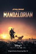 250px-Star Wars - The Mandalorian release poster