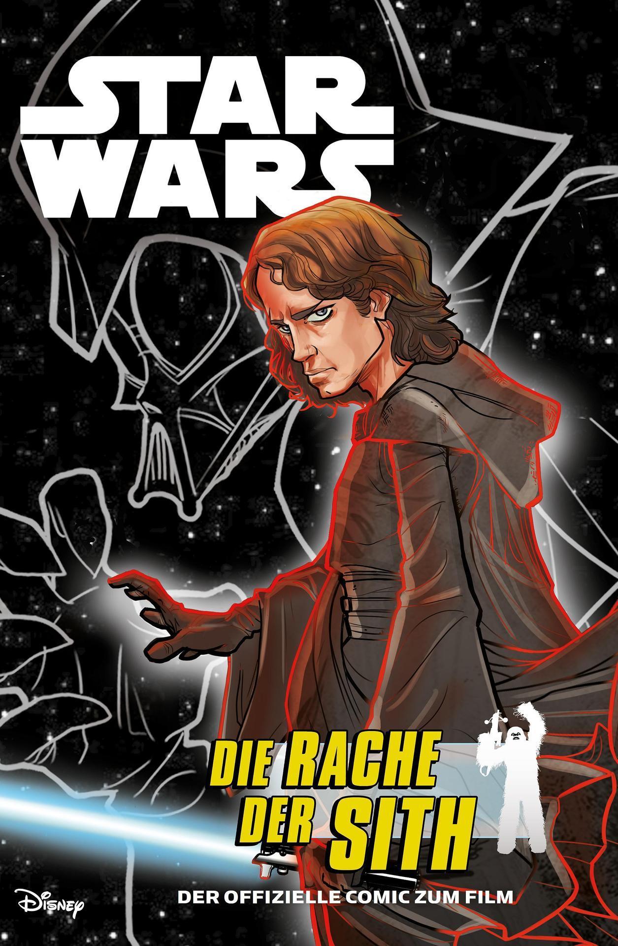 Episode III – Die Rache der Sith: Die Junior Graphic Novel