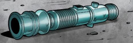 Ki-Adi-Mundis Lichtschwert