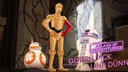 STAR WARS – GALAXY OF ADVENTURES Durch dick und dünn Star Wars Kids