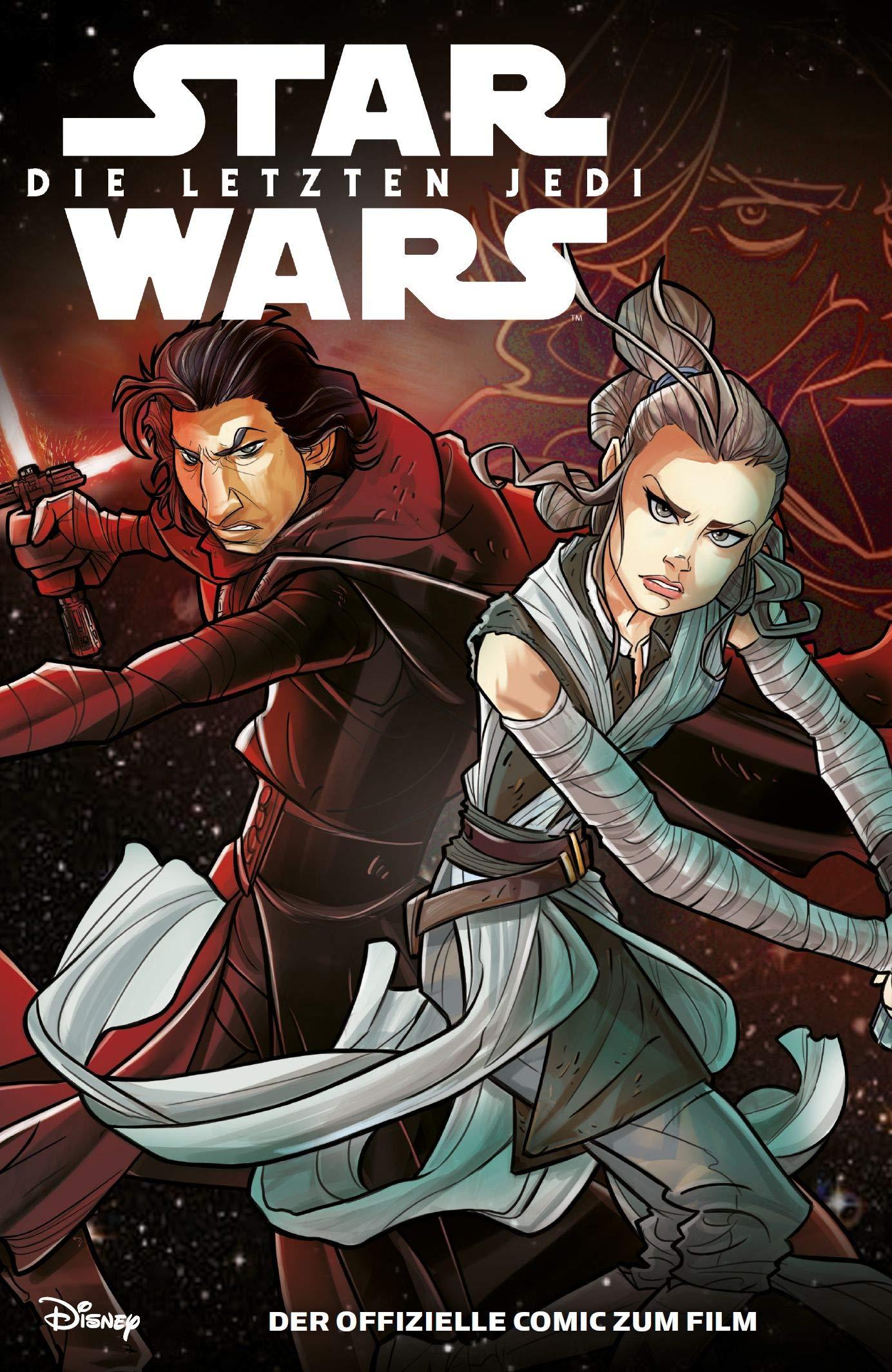 Die letzten Jedi: Die Junior Graphic Novel